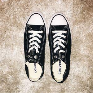 Black & White Converse Chuck Taylors